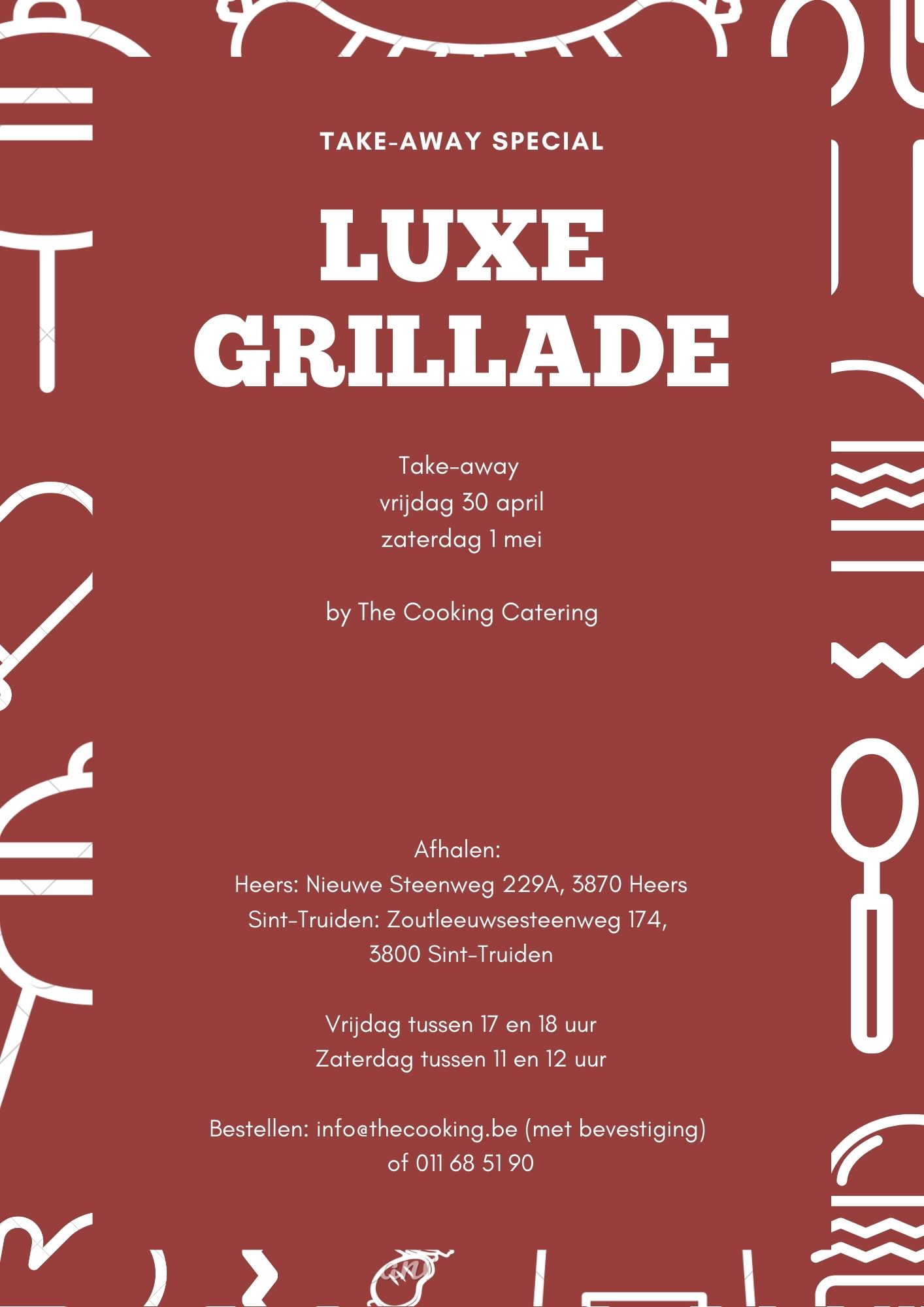 luxe grillade